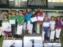 Naši žáci bronzoví na krajské Kinderiádě