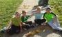 Odpolední vyučování v lesoparku