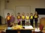 Foto: Vítězové školního kola v pěvecké soutěži Jizerská vločka