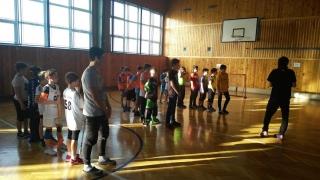 Čtvrťáci i páťáci si užili FLORBALOVÝ turnaj mezi třídami