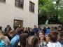 Spolupráce se školou v Kaufbeuren- Neugablonz