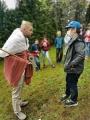 Čtvrťáci se setkali s Karlem IV.
