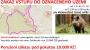 Zákaz vstupu do lesa v areálu Srnčího dolu