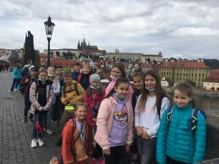 5. A a 5. B v Praze
